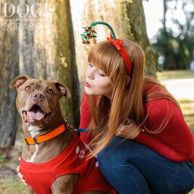 Tank and Coral | Winter Park Pet Photography
